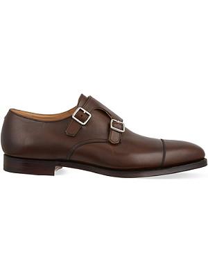 CROCKETT & JONES Lowndes double monk shoes