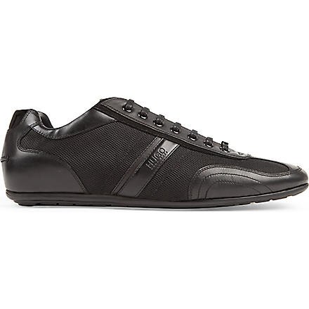 HUGO BOSS Thatoz Monte trainers (Black