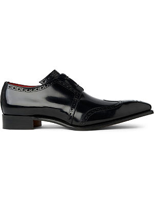 JEFFERY WEST Moon wingcap Derby shoes