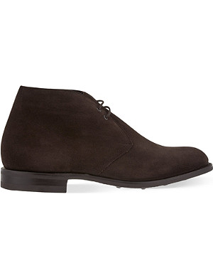 CHURCH Sahara suede Chukka boots
