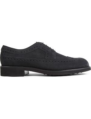 TODS Fondo brogue shoes