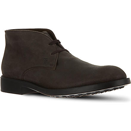 TODS Esquire chukka boots (Brown