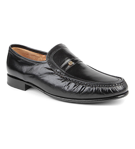 BARKER Jefferson G loafers (Black
