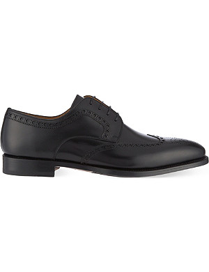 MAGNANNI Derby brogues
