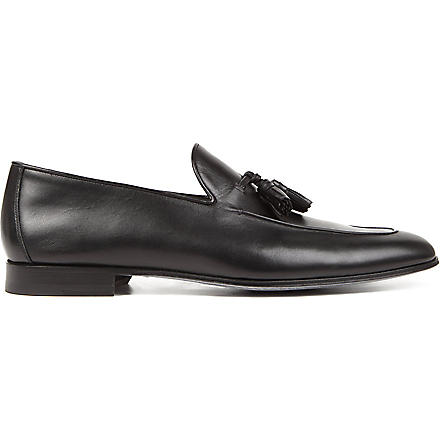 MAGNANNI Tasselled loafers (Black