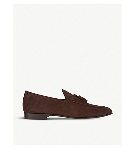 MAGNANNI Tassel loafers (Brown