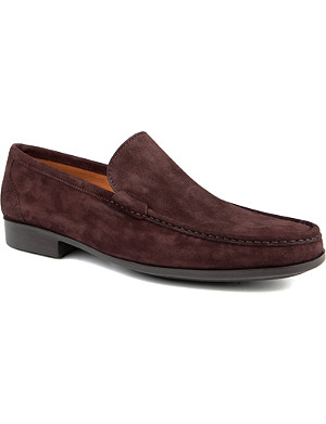 MAGNANNI Suede slippers