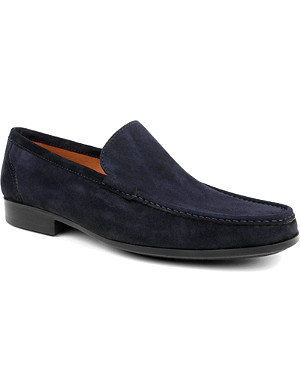 MAGNANNI Leather slippers