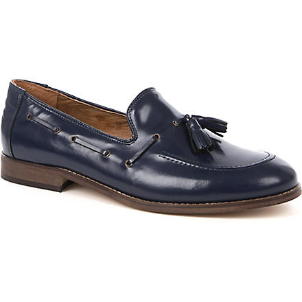 H BY HUDSON Tyska tassel loafers (Navy
