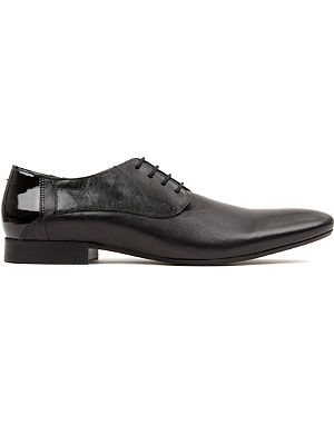 H BY HUDSON Richie Derby shoes