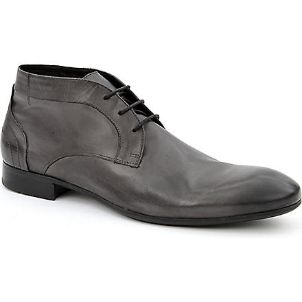 H BY HUDSON Thursom chukka boots (Grey