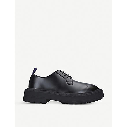 PAUL SMITH Harrison leather shoes (Black