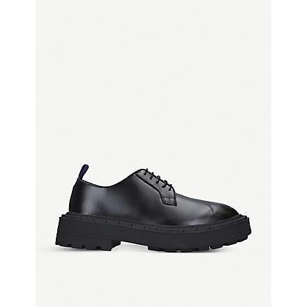 PAUL SMITH Harrison leather shoes (Black