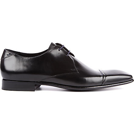 PAUL SMITH Robin Derby shoes (Black