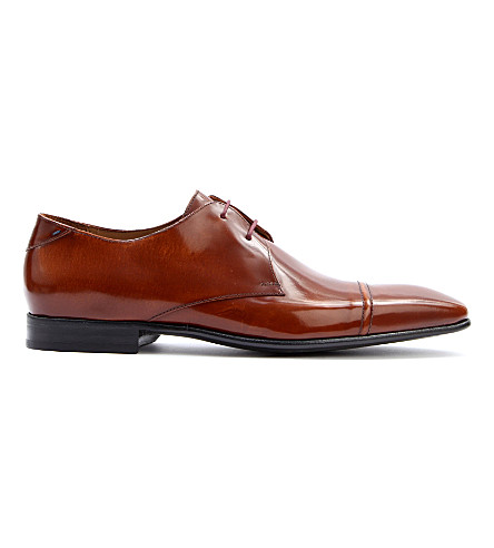 PAUL SMITH Robin Derby shoes (Tan