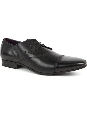 KG KURT GEIGER Jimmy leather Derby shoes