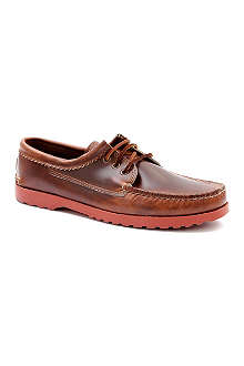 QUODDY Blucher Camp-sole shoes