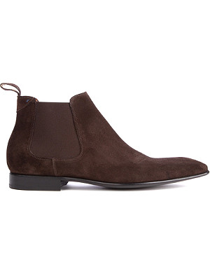 PAUL SMITH Falconer Chelsea boots