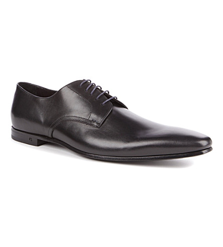 PAUL SMITH Taylors Derby shoes (Black