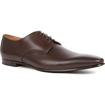 PAUL SMITH Taylors Derby shoes (Brown