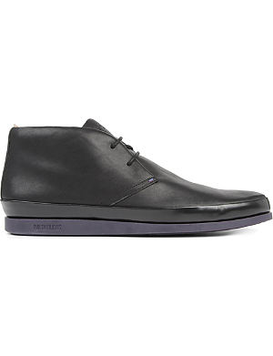 PAUL SMITH Loomis chukka boots