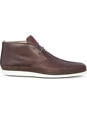 PAUL SMITH Loomis Chukka boots