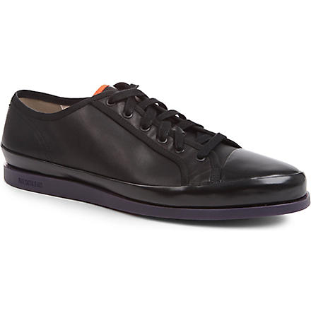 PAUL SMITH Shore trainers (Black