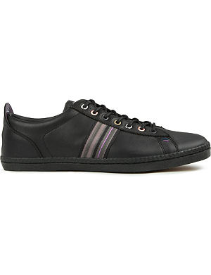 PAUL SMITH Osmo leather trainers
