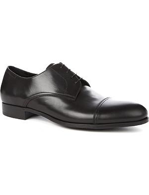 ERMENEGILDO ZEGNA Rubber-sole Derby shoes
