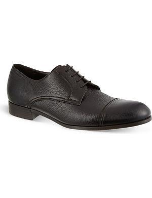 ERMENEGILDO ZEGNA Rubber sole Derby shoes