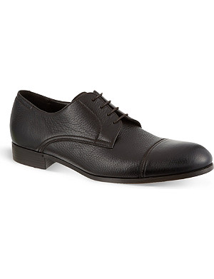ERMENEGILDO ZEGNA Rubber sole Derby shoes