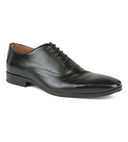KURT GEIGER LONDON Hornton Oxford shoes (Black