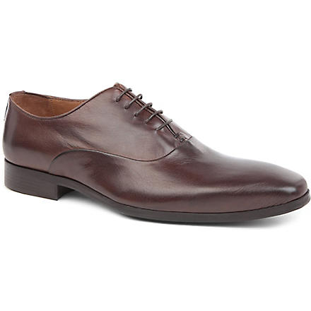 KURT GEIGER Hornton Oxford shoes (Brown