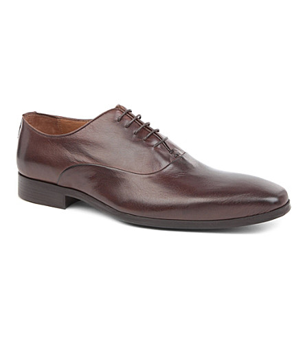 KURT GEIGER LONDON Hornton Oxford shoes (Brown