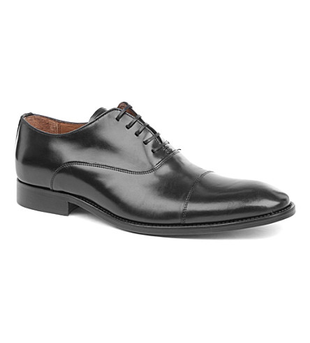 KURT GEIGER LONDON Harington Oxford shoes (Black
