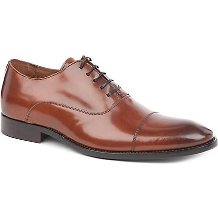 KURT GEIGER Harington Oxford shoes (Tan