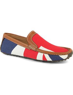 HARRYS OF LONDON Jet Moc loafers