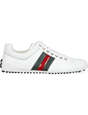 GUCCI Adamo car shoes