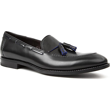PAUL SMITH Marcello tassel loafers (Black