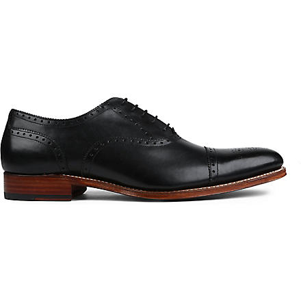GRENSON Tom Oxford brogues (Black