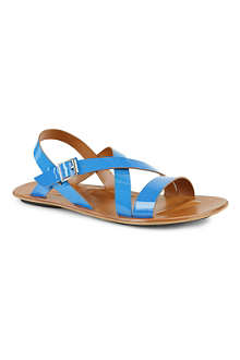 KURT GEIGER Greenwood leather sandals