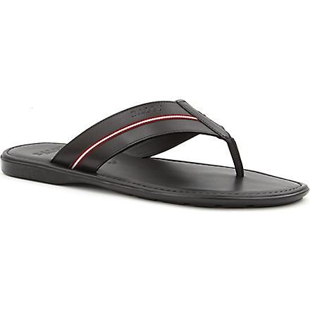 BALLY Davide sandals (Black