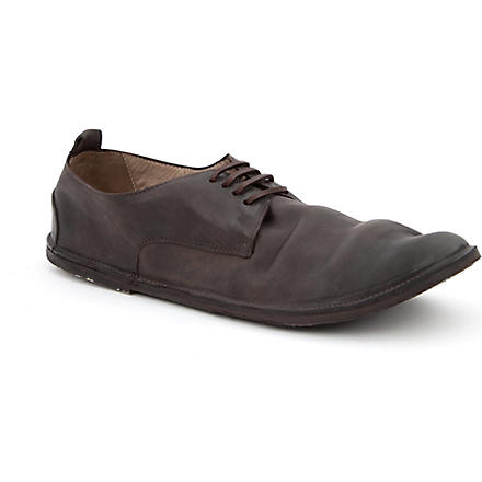 MARSELL Strasasacco Derby shoes (Brown