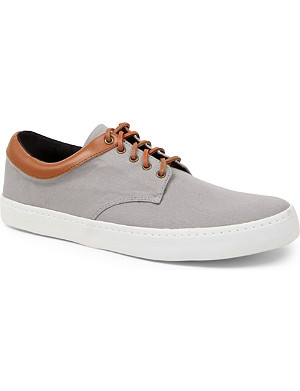 KG KURT GEIGER Witham canvas trainers