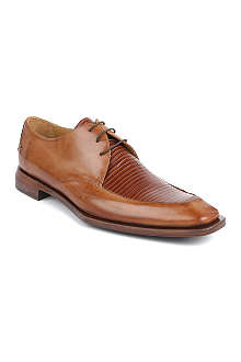 OLIVER SWEENEY Piano leather Derby shoes