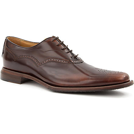 OLIVER SWEENEY Picolit Oxford brogues (Brown