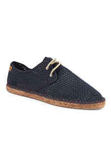 KG BY KURT GEIGER Guy lace-up espadrilles