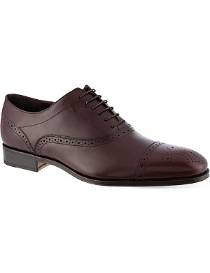 FERRAGAMO Casey Oxford shoes
