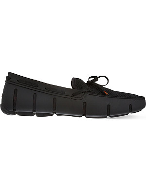 SWIMS Lace front loafers