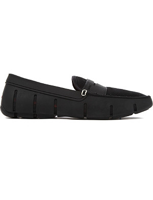 SWIMS Penny rubber loafers